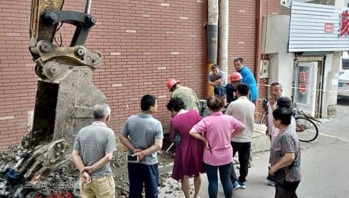 【新闻追踪】:小区停水半个月 多部门协商解决