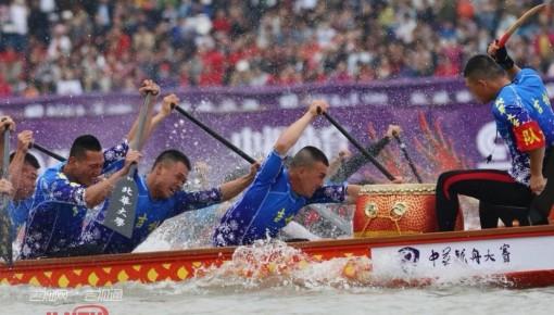 【赛前探营】北华大学龙舟队即将征战中华龙舟大赛