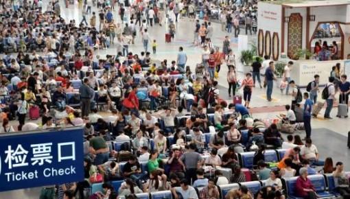 端午假期,铁路预计发送旅客4700万人次,客流高峰将出现在16日!
