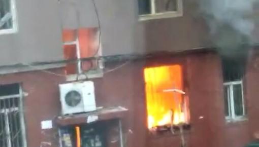 【突发】长春市双阳区晨宇小区凌晨突发火灾 多部门联合处置