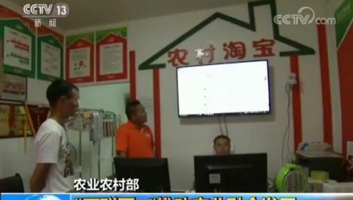农村网络零售额去年达1.25万亿元