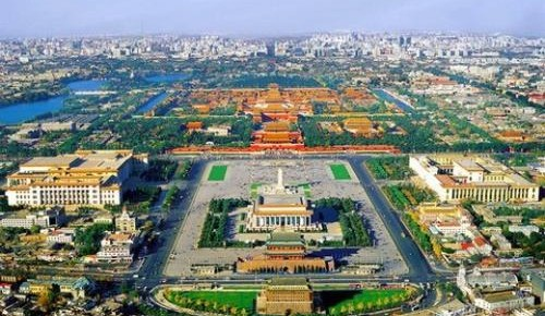 北京中轴线申遗已确定14处遗产点