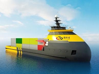 """全球首艘无人货船明年投入试运营,中国将率先开启""""无人航运""""的大门"""
