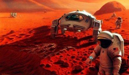 NASA计划2033年登陆火星 美17岁女孩将成登陆火星第一人