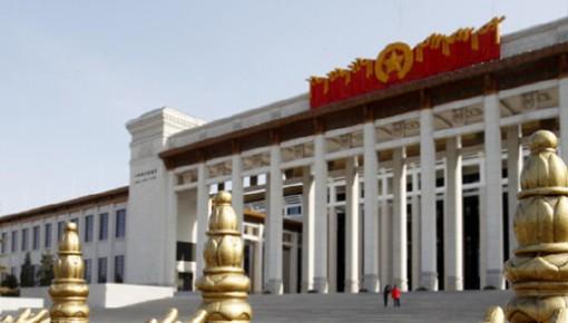 """5000年前""""山东大汉""""与230余精品文物亮相国博"""