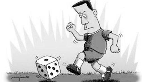 摧毁赌球团伙100多个涉案金额逾10亿元