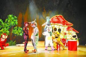 感知世界!中国儿艺戏剧节首推婴幼儿戏剧