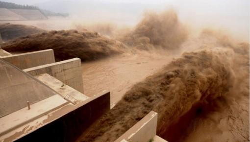 国家防总:各地全面排查中小水库 加强水库雨情水情监测