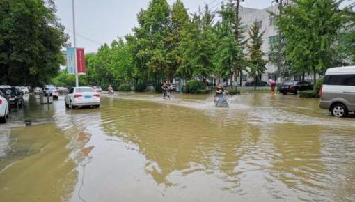 暴雨预警!辽宁吉林等地有强降雨