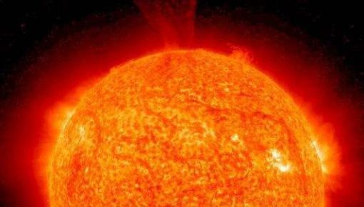 """开启""""酷热之旅""""  NASA将发射探测器近距离观测太阳"""
