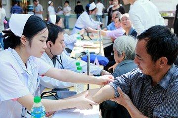 汽开区成立医疗联合体 医院服务下沉到社区