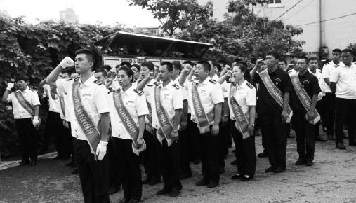 长春市公交车队雷锋爱心志愿服务协会成立 雷锋战友乔安山来揭牌
