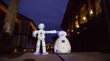 """""""社交""""功能机器人对人类尤其是儿童影响较大"""