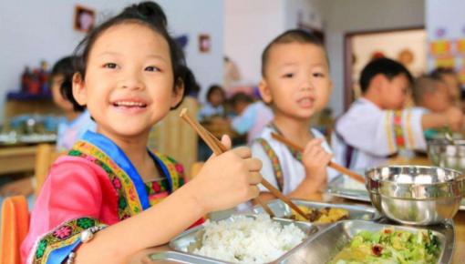 实施营养改善地区男女生身高5年分别增1.9厘米和2厘米