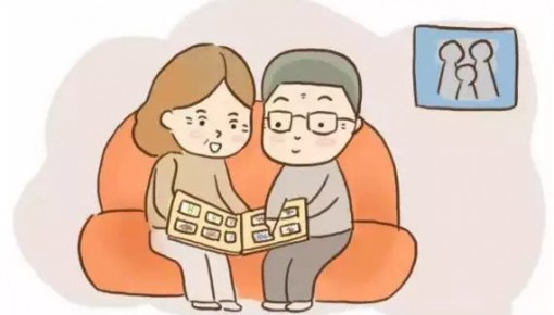 感动无数爸妈的11组漫画!一个孩子,一生陪伴