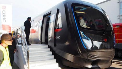 更轻!更快!中国中车打造世界首辆碳纤维地铁