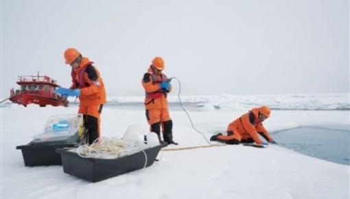 北冰洋成为海洋酸化重灾区