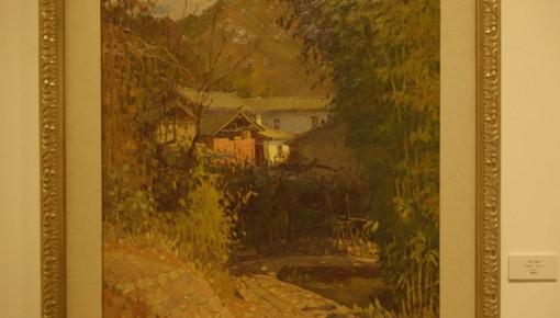北方写意油画作品展 可免费参观到9月15日