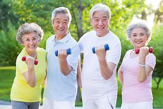 控好体重,老人科学减肥注意这六项!