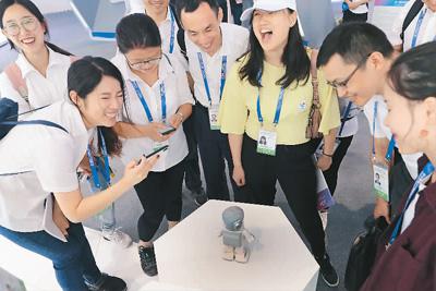 人工智能成为中国创新新标签