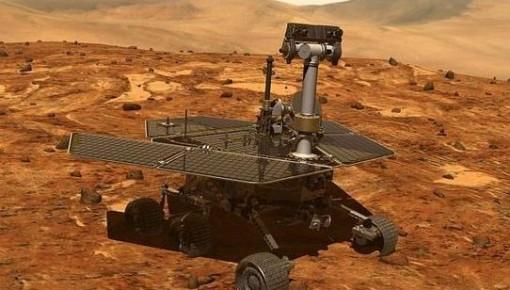 """""""失联""""三个月 """"机遇""""号火星车找到了!"""
