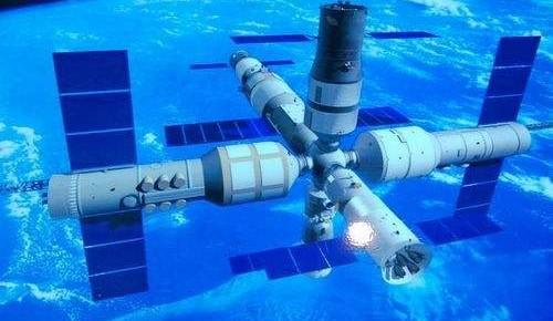 中国载人航天工程第三步:计划2022年前后建成载人空间站