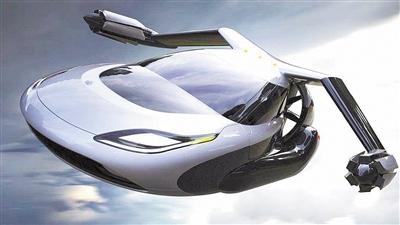 飞行汽车明年发布上市 你能hold住吗?
