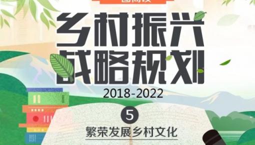 乡村振兴战略规划(2018—2022年)系列图解之五