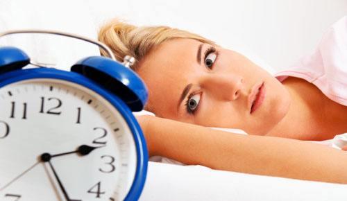 晚上失眠睡不着 五大食物助睡眠