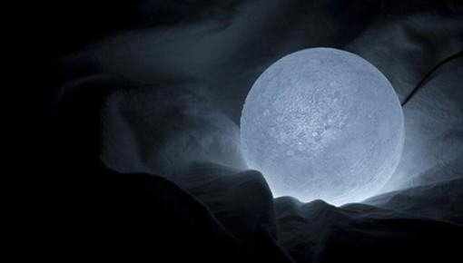 """我国""""人造月亮""""拟升空 以后地球可以看到几个月亮?"""