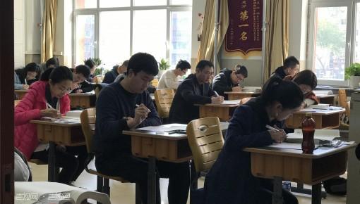 我省首次国家统一法律职业资格主观题 纸笔考试如期举行