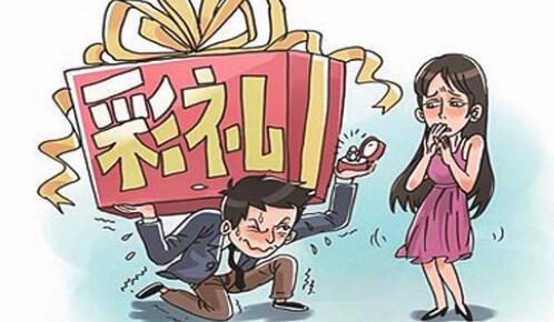 法律上对彩礼如何认定? 未领结婚证彩礼应返还