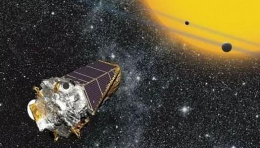 """开普勒望远镜因燃料不足再次""""入眠"""""""
