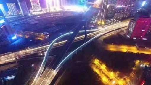 长春市东部快速路生态大街段将于10月27日通车