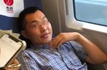 高铁霸座算违法!广东今年12月1日起施行