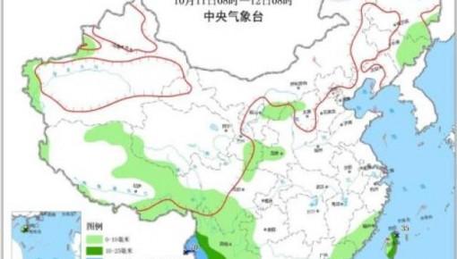 吉林黑龙江等地今日有中到大雪