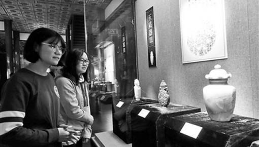 清宫旧藏玉器特展亮相颐和园,共展出玉器93件,都是珍宝!