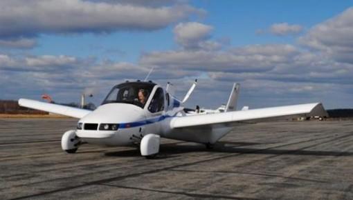 世界首款飞行汽车了解一下 !下月预售明年交付
