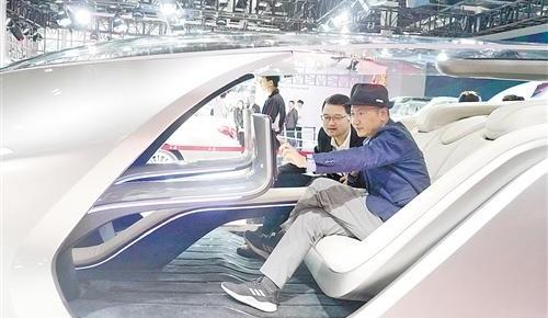 """到2020年市场规模将超千亿元,中国有望""""走""""在智能网联汽车前列"""