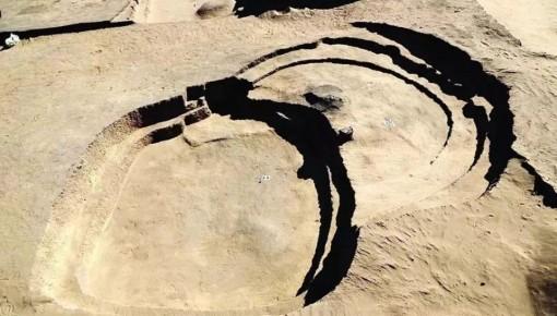 距今8000余年!内蒙古中部发现16座古代先民居住房址
