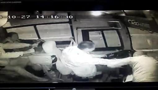 视频丨珲乌高速:乘客突然殴打司机致大客车碰撞隧道墙壁