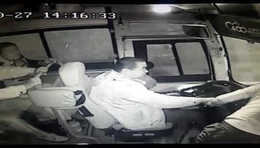珲乌高速抢夺方向盘事件 当事人采访来了