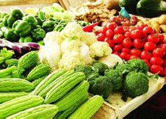 长春市本周主副食品及蔬菜价格走势平稳