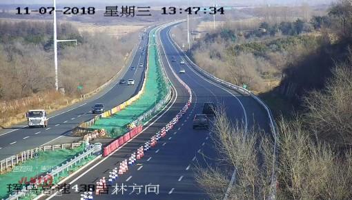 今天下午长春至吉林高速恢复正常通行 但限速80!