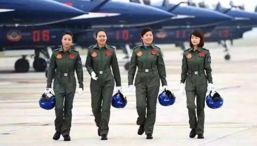 空军将招收第12批女飞行学员!成绩优异者有机会进清华北大