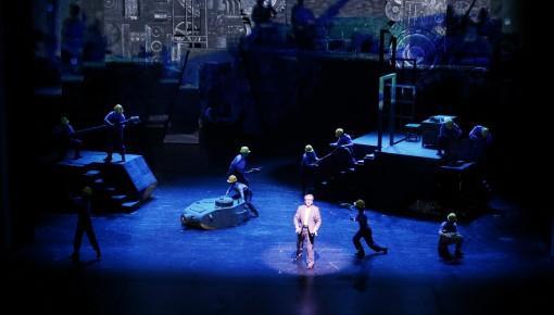 第二届全国话剧展演季13日晚开幕 16个省份的25个剧目将陆续在京上演
