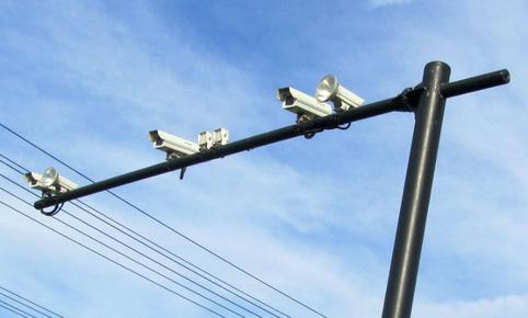 长春双阳新增多处抓拍监控设备 12月1日正式投入使用