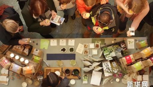 柏林舉辦首屆茶文化節 2000余人參與活動感受中國傳統文化