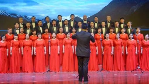研究发现:合唱是老人克服孤独的绝佳方式