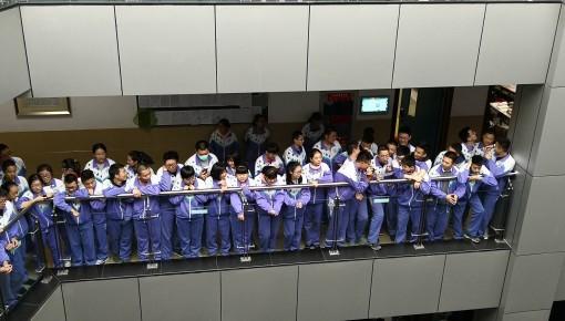 又是一年双11!东北师大附中千名学生合唱《单身情歌》 一唱就是8年!